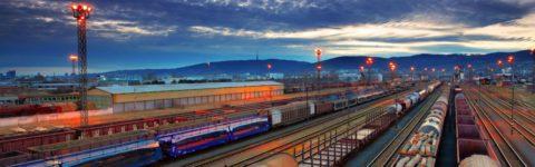 Международные железнодорожные грузоперевозки