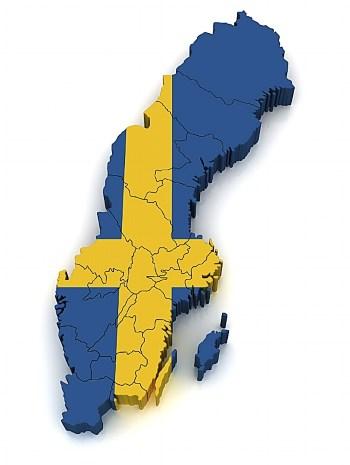 Финляндия карта