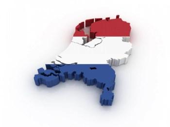 голандия карта